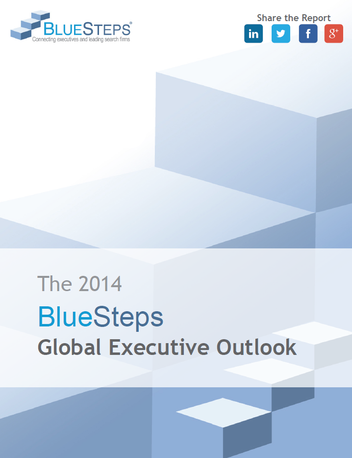 2014 BlueSteps Executive Outlook Report