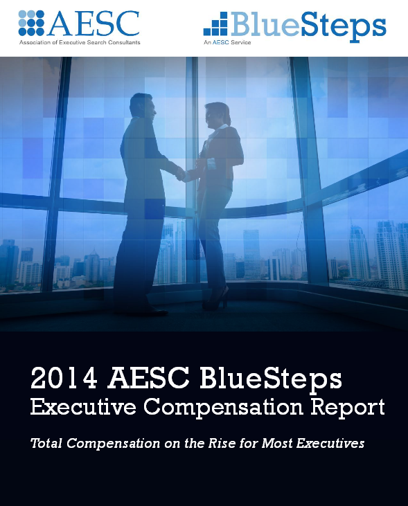 2014 AESC BlueSteps Executive Compensation Report