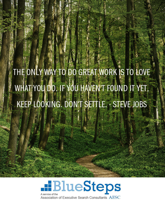 Executive Career Steve Jobs Quote