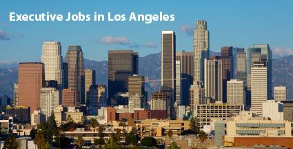 Los Angeles Executive Jobs