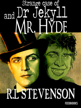 Dr. Jekyll and Mr. Hyde Book Cover