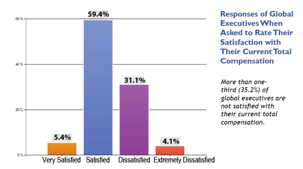 2012 Executive Compensation Report - Are Executives Satisfied with Compensation?