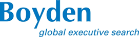 Boyden executive search firm logo