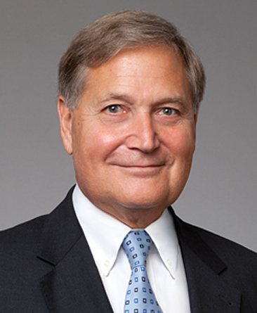 Clarke Murphy, Chief of Executive Officer of Russell Reynolds Associates