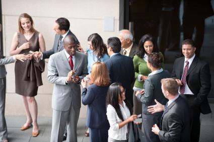 senior exexcutives networking